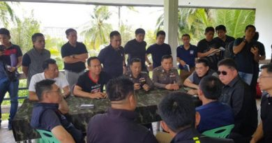 Krabi massacre suspects being questioned