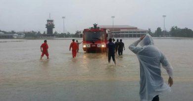 Resized Sakon Nakhon airport