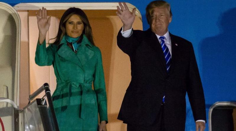 Resized Trump in Poland