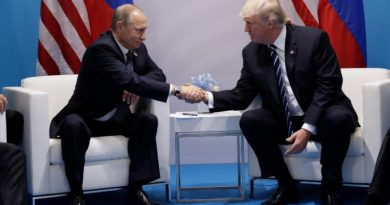 Resized, US and Russian leaders meet