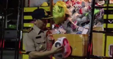 Fake goods raid