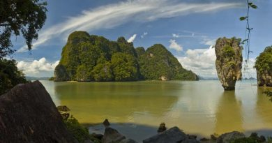 James Bond Island, resized