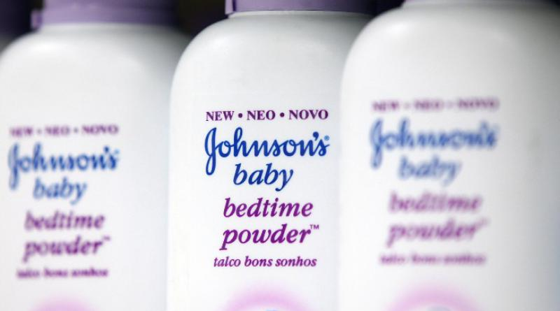 Johnson baby powder