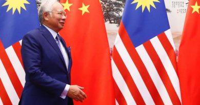 Malaysian leader Najib