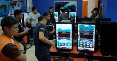 Pattaya gambling raid