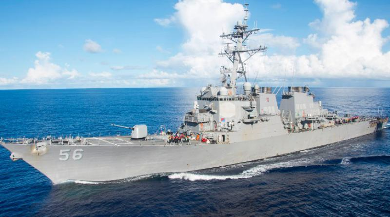Resized US destroyer