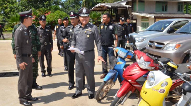 seized vehicles