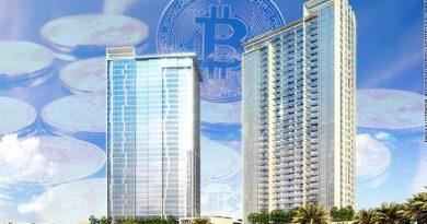 Bitcoin Dubai condo