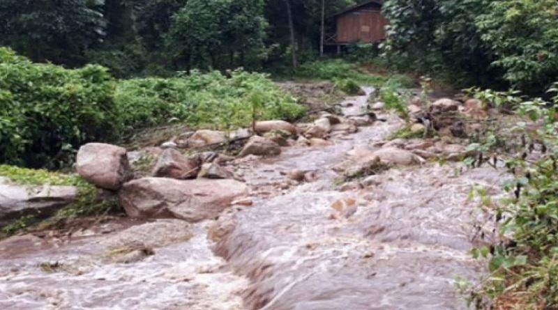 Chiang Mai falls