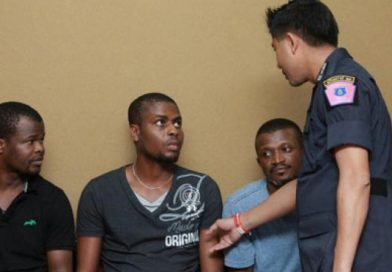 11 foreigners held for overstaying, drug charges