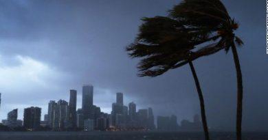 Irma hits Miami