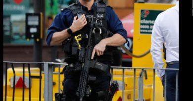 London blast 1