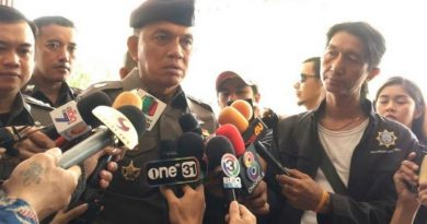 Metropolitan Police Bureau Chief Sanit