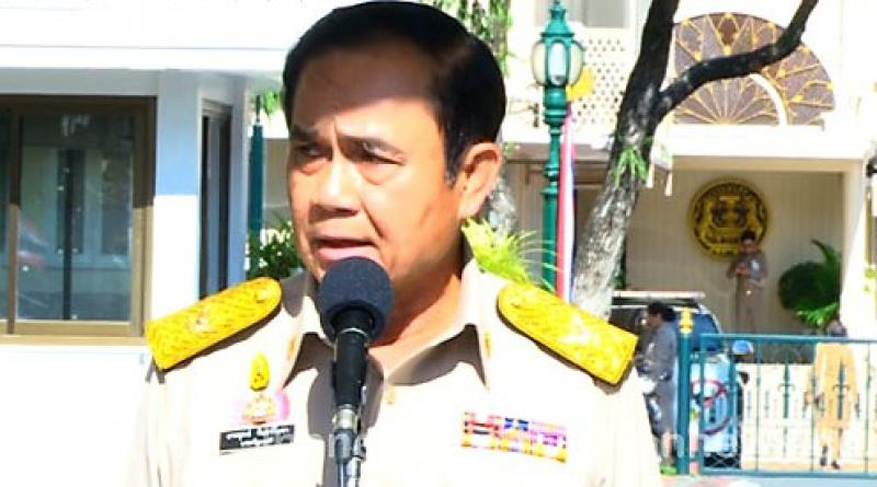 New, Prime Minister Prayut