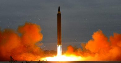 North Korea fires second missile over Japan