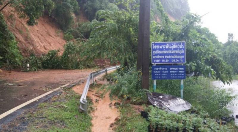 Phuket landslide