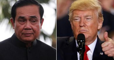 Prayut and Trump