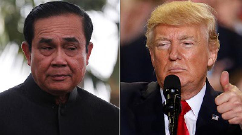 Prayut and Trump