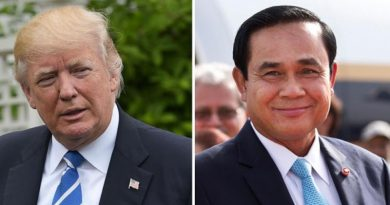 Prime Minister Prayut with US President Trump