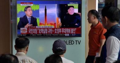 Resize South Korea watch North Korea news