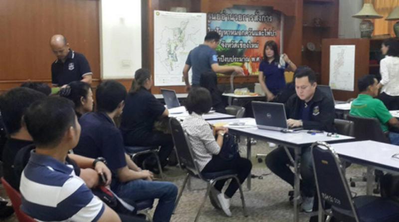 Thai Ponzi scheme victims