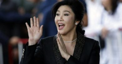 former prime minister Yingluck Shinawatra