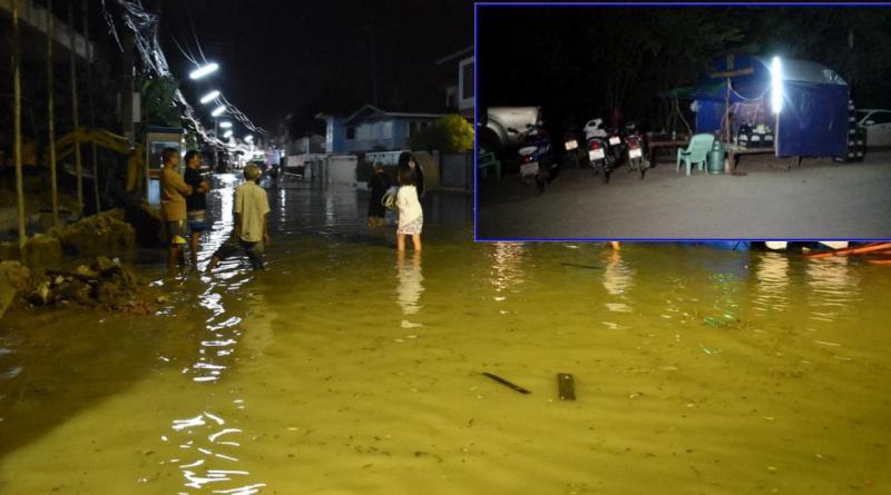 Ang THong floods