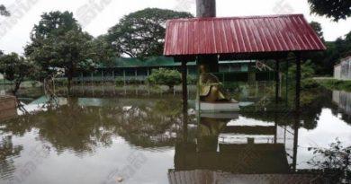 Flooded Nakhon Sawan