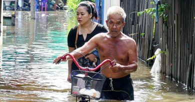 Floods in Pathum Thani
