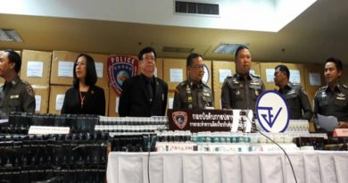 Illegal health products seized