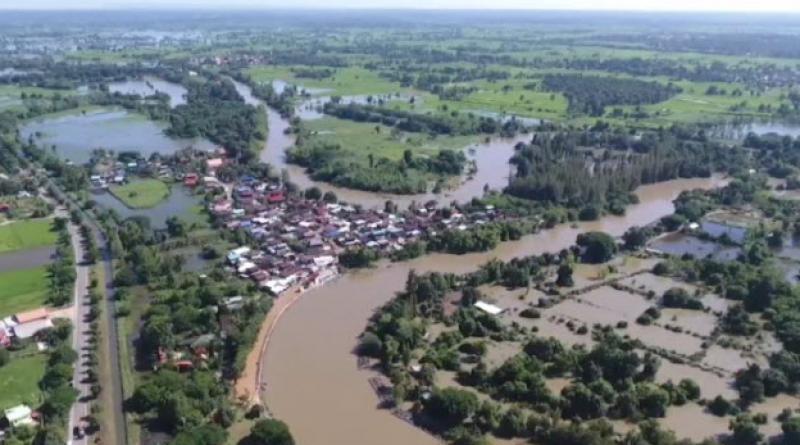 Khon Kaen flooding