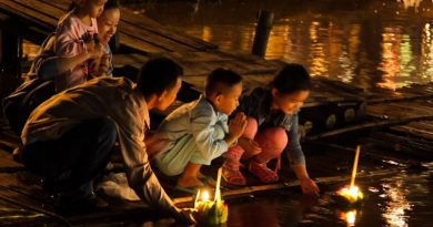 Loy Krathong, photo