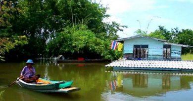 Nakhon Sawan floods