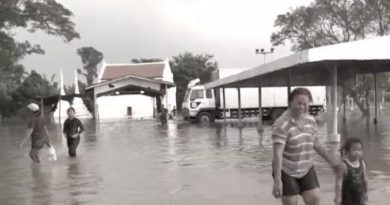 New Chiang Mai floods
