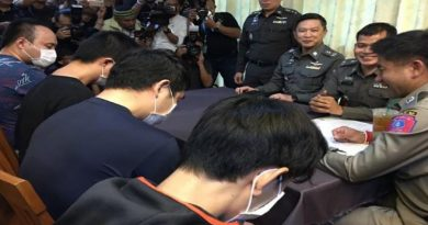 South Korean gambling suspects