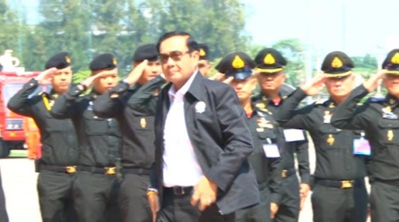 Thai PM Prayut