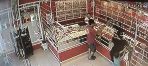 Thai gold shop