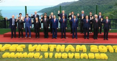 Apec summit family photo