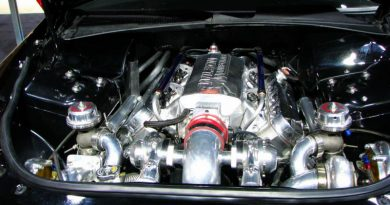 Cadillac engine