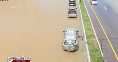 Flood Petchaburi