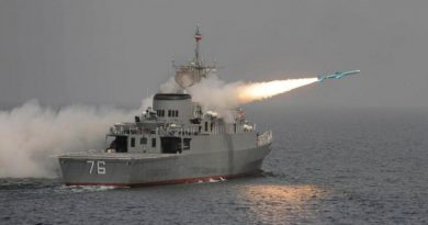 Iran warships