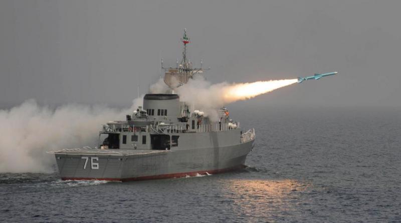 Iran warships