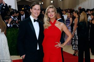 Ivanka Trump and Jared Kushmer