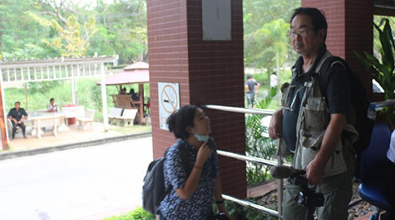 Japanese reporter resized
