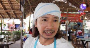 Noodle shop owner