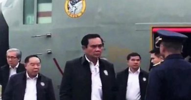 PM in Pattani
