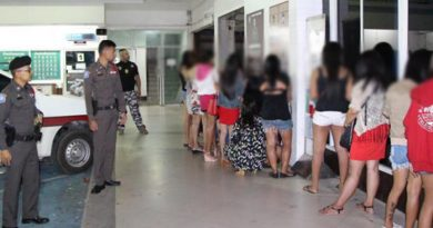 Suspected prostitutes arrested