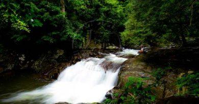 Waterfall Pa La-U