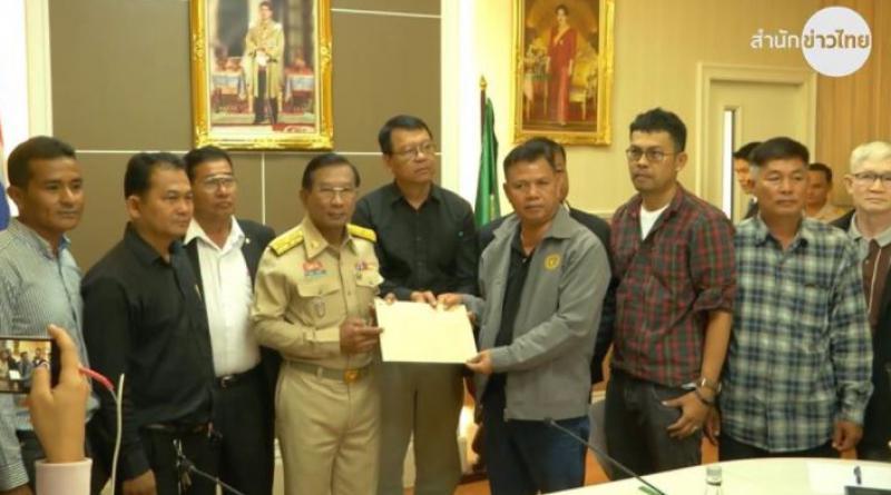 rubber planters submit complaint