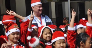 Christmas in Korat